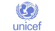 unicef logo azul